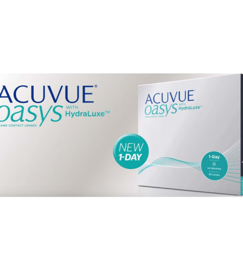 Acuvue Oasys 1-Day witn Hydraluxe
